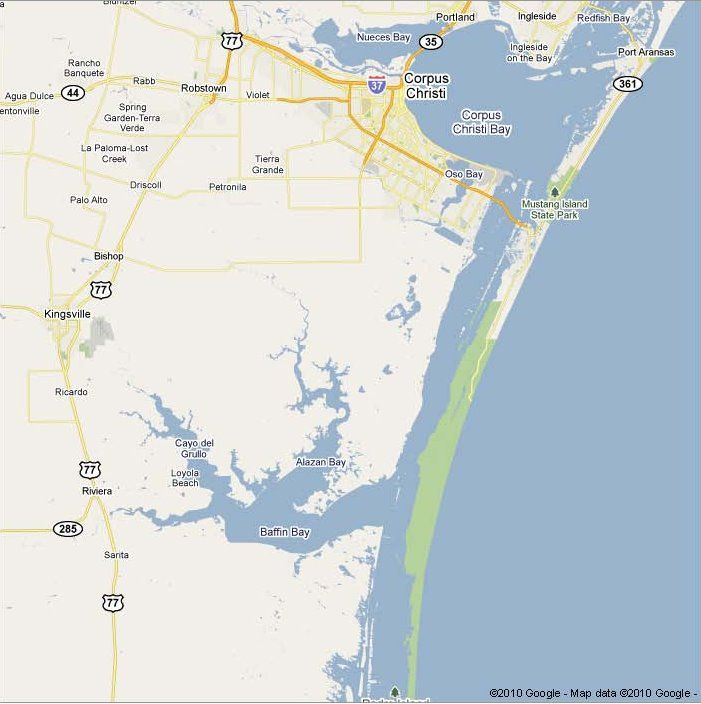 Laguna madre fishing for Corpus christi fishing spots